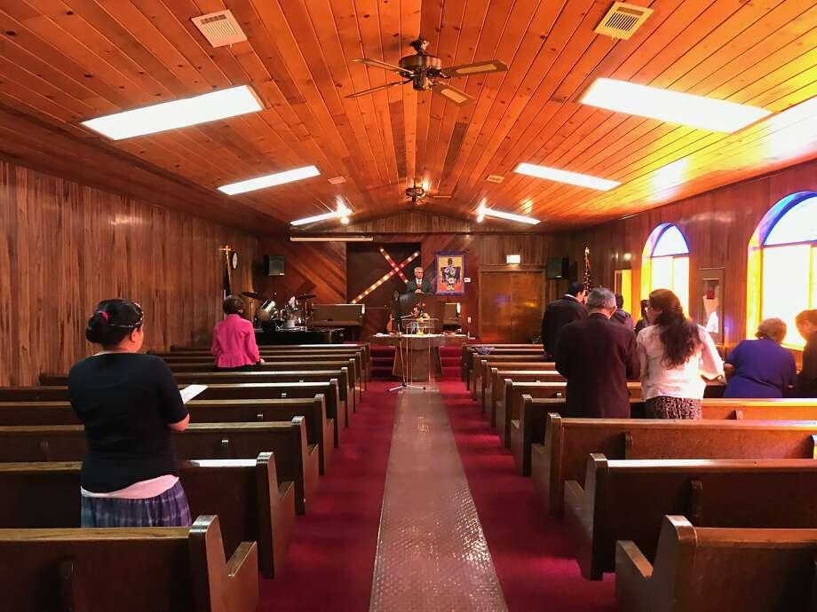 Templo Lirio De Los Valles Photo: Beth Spotswood