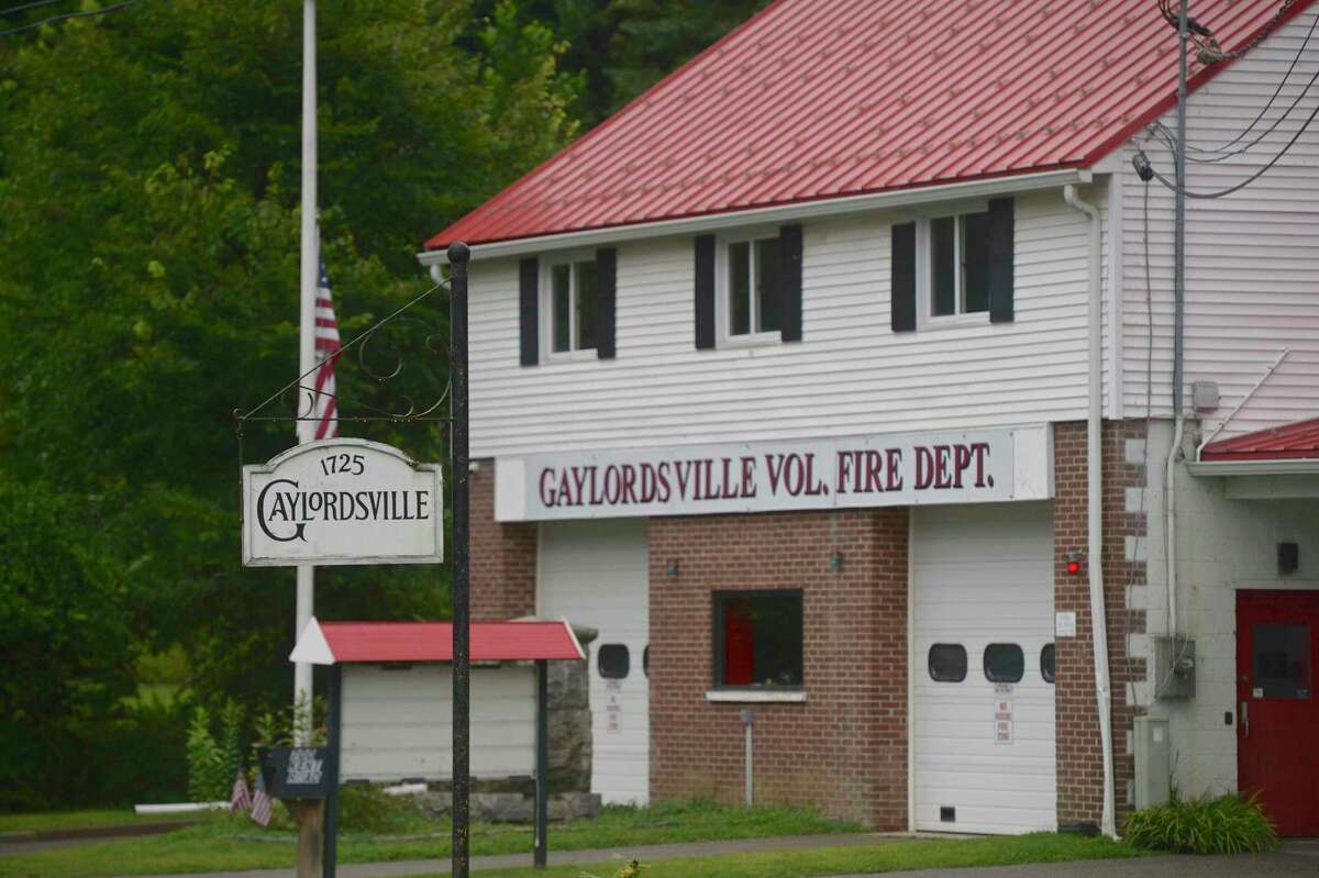 Gaylordsville Volunteer Fire Department in the Gaylordsville area of New Milford, Conn, Tuesday, August 13, 2019.