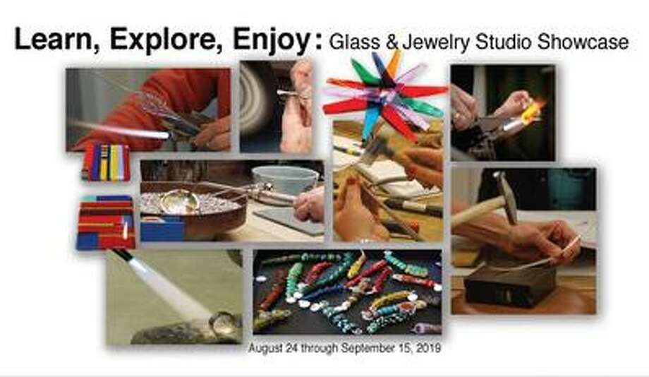 Brookfield Craft Center is hosting a showcase of works from its glass and jewelry artists at its Lynn Tendler Bignell Gallery Aug. 24-Sept. 15. Photo: Brookfield Craft Center / Contributed Photo