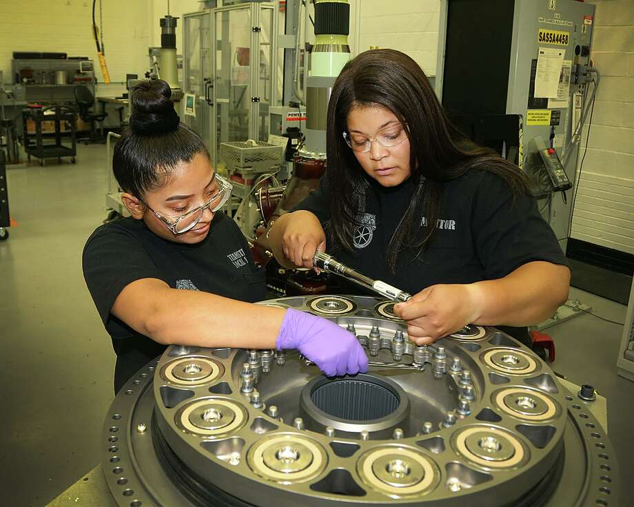 Sikorsky announced Tuesday that its Teamsters-Sikorsky Career Pathways Program has been certified as an Aircraft Manufacturing pre-apprenticeship program, positoning participants for their future in the industry. Photo: Contributed Photo / Connecticut Post Contributed