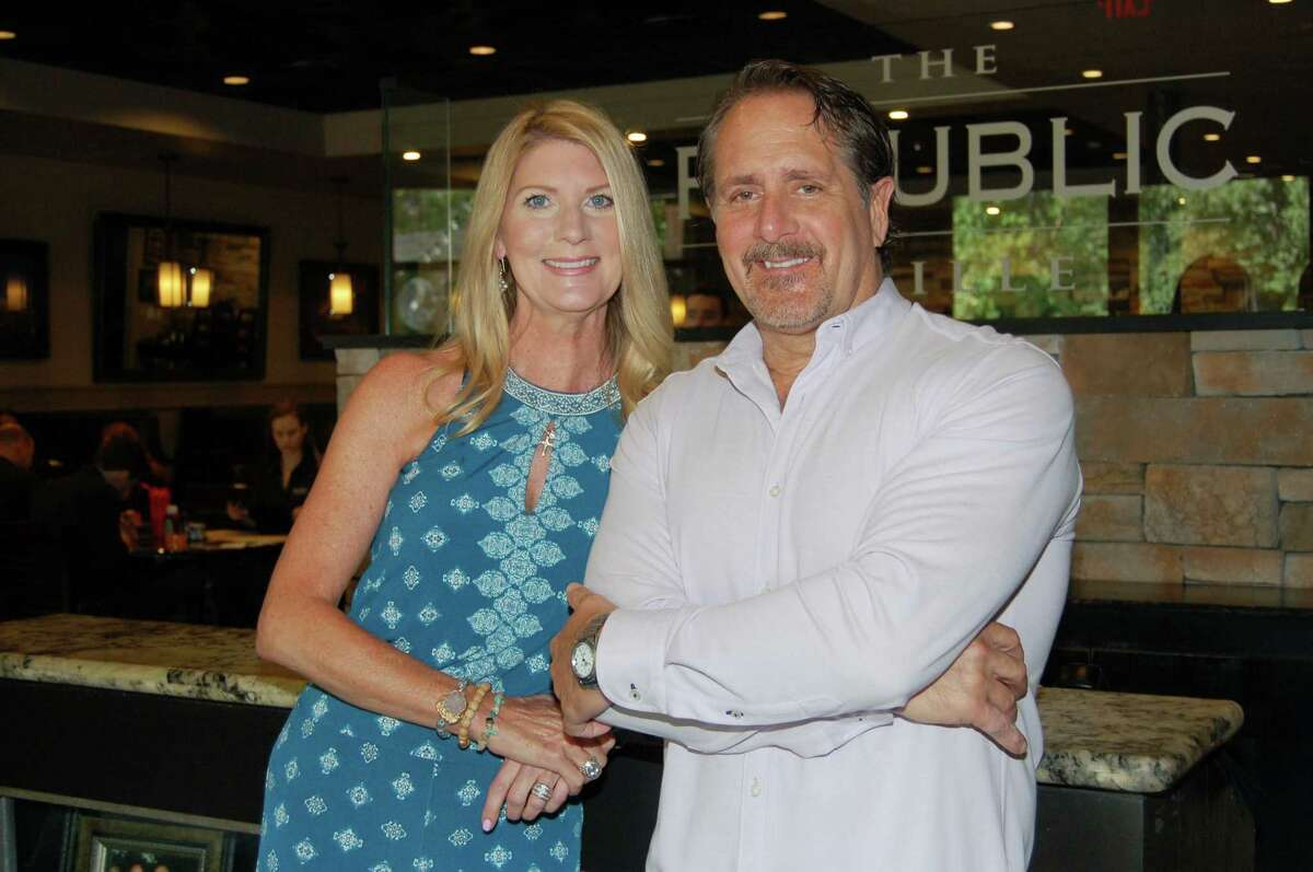 Terry and Jennifer McBurney, owners and founders of The Republic Grille, are teaming up with food service giant Sysco to donate meals to scores of the two eatery's workers. McBurney, who is in the process of opening a third restaurant along The Grand Parkway by Grand Oaks High School, has a history of charitable donations in The Woodlands. The couple's two restaurants recently hired several workers who had lost their jobs when two Randalls grocery stores in the towship closed on Feb. 15.