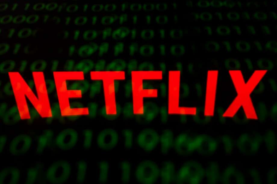 File illustration of the Netflix logo displayed on a tablet. Photo: Lionel Bonaventure, AFP/Getty Images