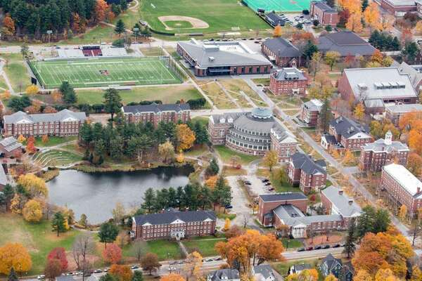 #97. Bates College - Location: Lewiston, ME - Undergraduate enrollment: 1,787 - Student to faculty ratio: 10:1 - Acceptance rate: 22% - Graduation rate: 92% - Tuition: $52,042 - Six year median earnings: $59,200 - Two year employment rate: 94% This slideshow was first published on theStacker.com