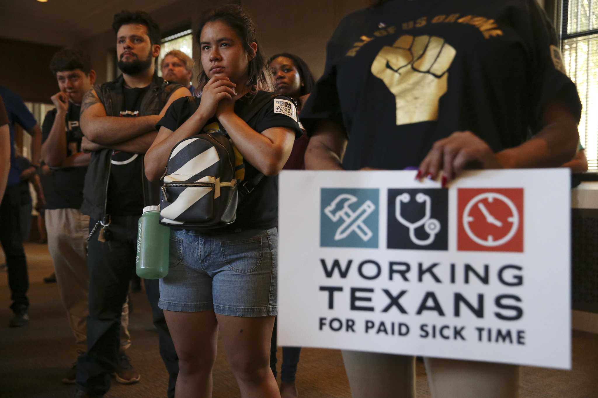 Paid sick leave debate has real-life consequences for San Antonio workers and businesses