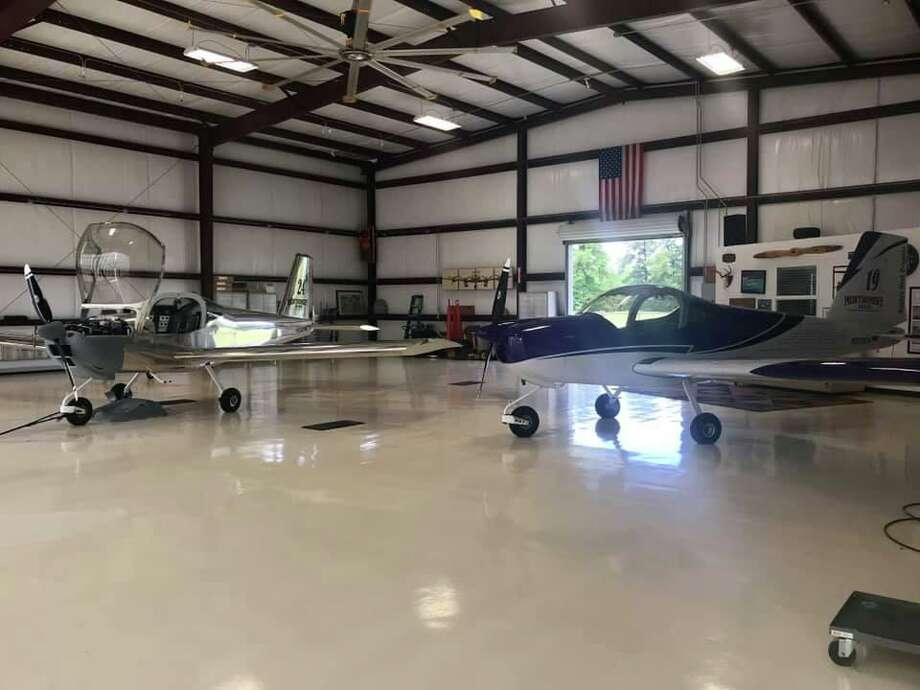 Now that Bear Force 1 has sold, the students will have access to The Purple Bearon for flying. The program will start building its third airplane in January 2020, which will be built over the next two years. Photo: Submitted Photos / Submitted Photos