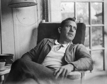 Lost Steinbeck story follows a star-chasing Parisian chef and his cat