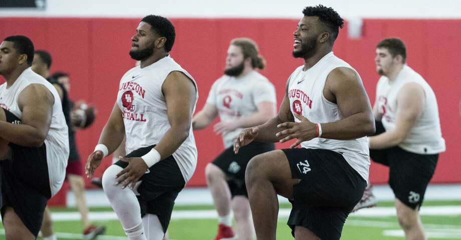 PHOTOS: College football players from the Houston area to watch in 2019 