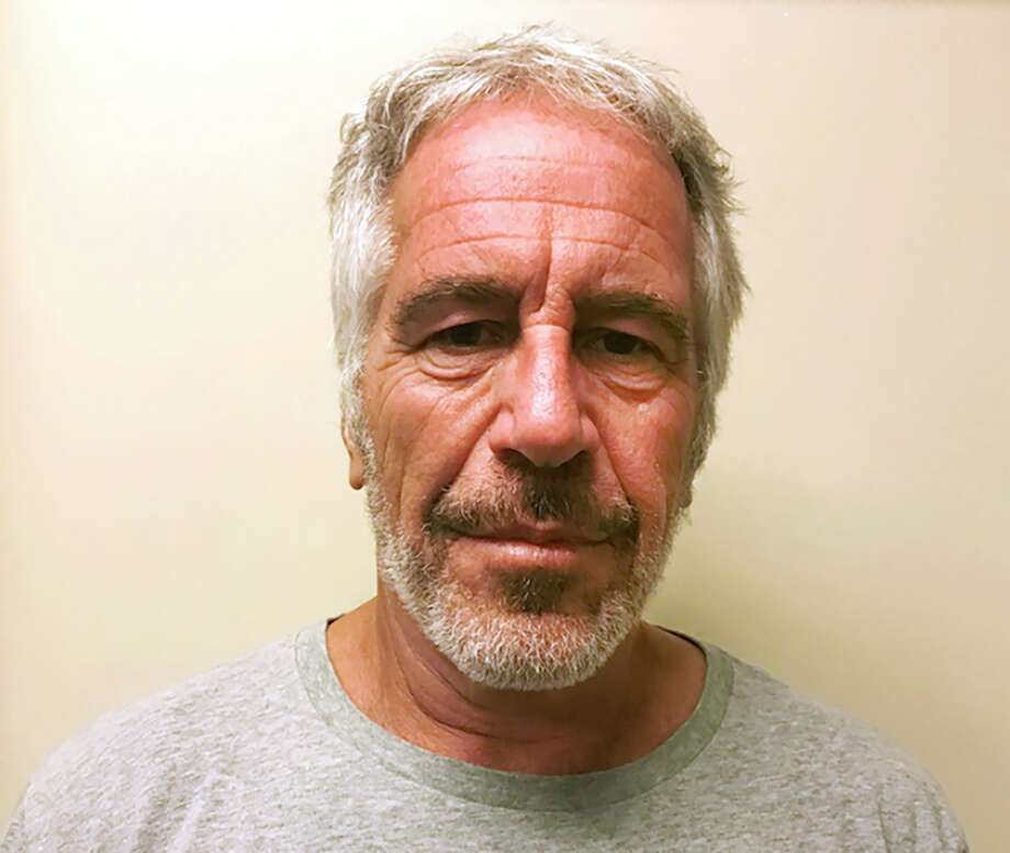 President Donald Trump recently retweeted something with the implication that a former president was somehow involved in the apparent suicide of disgraced financier Jeffrey Epstein. It's not the first time he has given presidential credence to a conspiracy theory. Photo: /Associated Press / New York State Sex Offender Registry