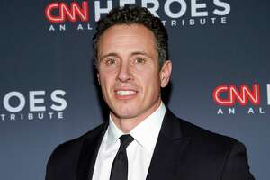 FILE - In this Dec. 8, 2018 file photo, CNN anchor Chris Cuomo attends the 12th annual CNN Heroes: An All-Star Tribute at the American Museum of Natural History in New York.  CNN says it completely supports Cuomo after he was seen on video threatening to push a man down some stairs during a confrontation after the man apparently called him a€œFredo,a€ in a seeming reference to the a€œGodfathera€ movies. The video appeared Monday, Aug. 12, 2019 on a conservative YouTube channel. (Photo by Evan Agostini/Invision/AP, File)