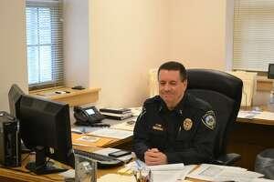 Darien Police Chief Ray Osborne will be retiring Sept. 1.