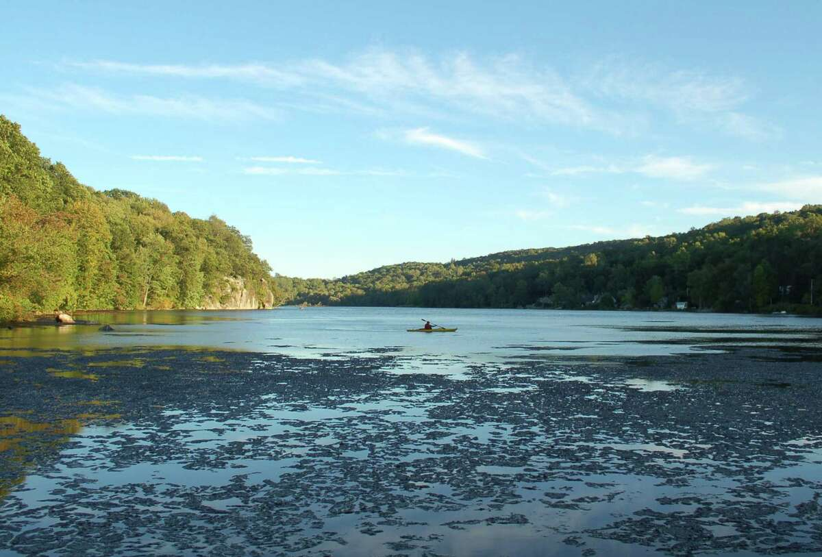 Lake Mamanasco is Ridgefield's largest lake.