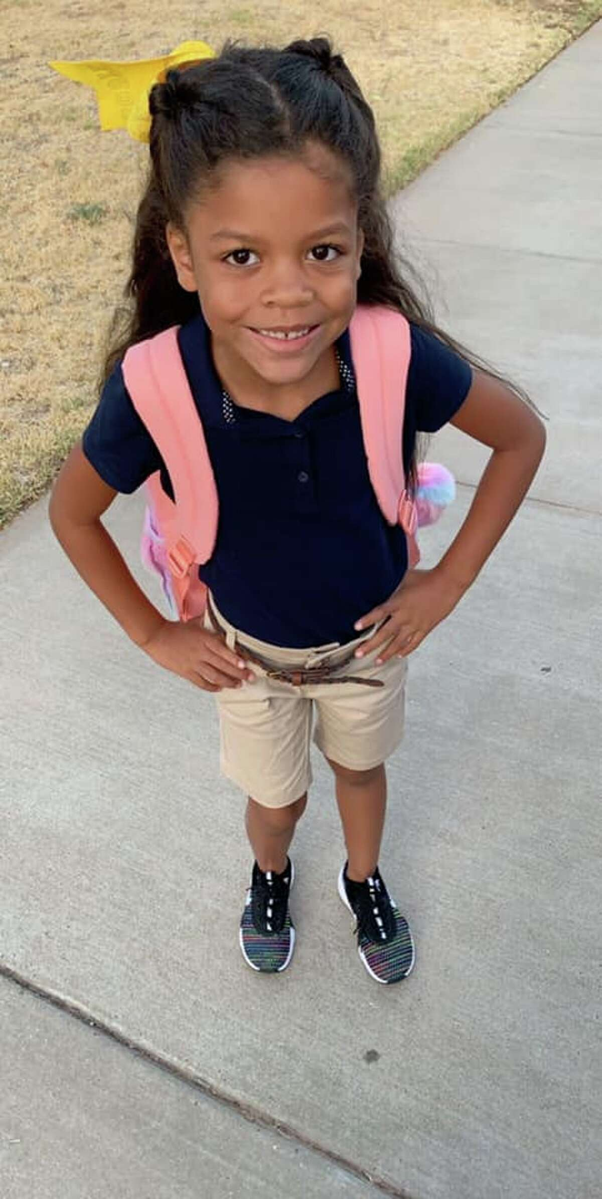 Reader submitted photos of their kids first day of school.