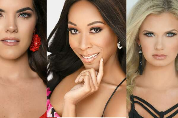 Miss Texas USA 2020 contestants from SE Texas