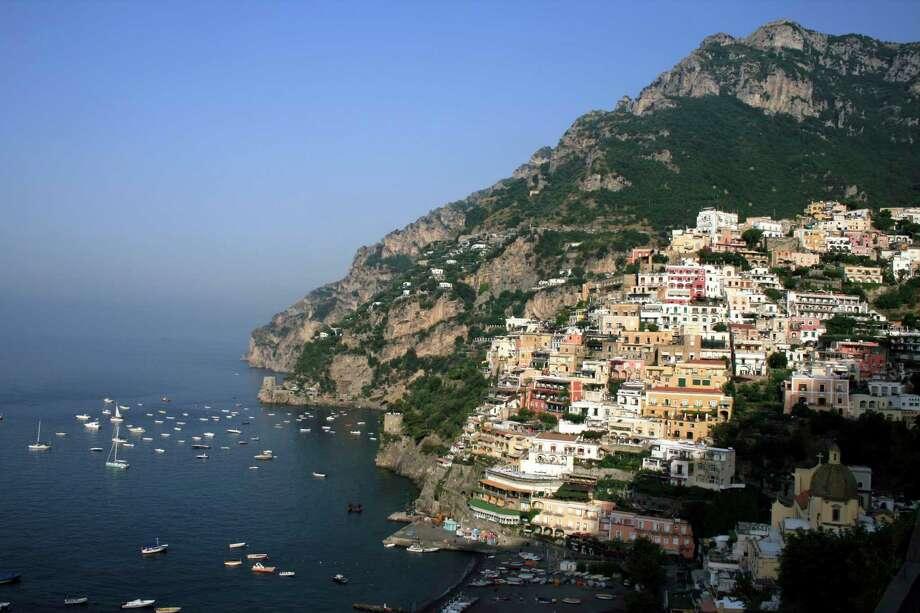 The beautiful coastal town of Positano on the Amalfi Coast in Italy Photo: Kacey Baxter / IStockphoto