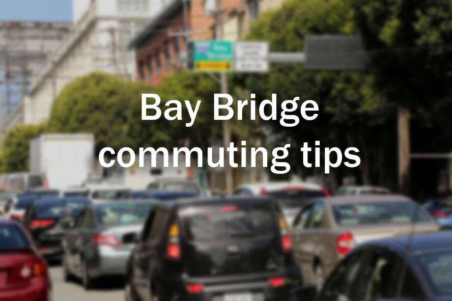 Gridlock of opinions: Bay Bridge commuting tips Photo: The Chroncile / Michael Macor