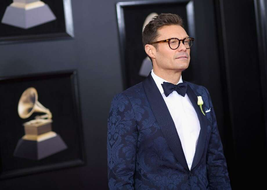 """#45. Ryan Seacrest (tie) - Estimated net worth: $430 million  Ryan Seacrest has been called the hardest-working man in Hollywood and has a substantial financial portfolio. In addition to hosting television shows like """"American Idol"""" and the syndicated radio show """"American Top 40,"""" he co-hosts the morning show, """"Live with Kelly and Ryan"""" with Kelly Ripa. Seacrest has produced reality shows such as """"Keeping Up with the Kardashians"""" and """"Denise Richards: It's Complicated,"""" and continues to host major red carpet events for E!, the television channel. This slideshow was first published on theStacker.com Photo: Dimitrios Kambouris // Getty Images For NARAS"""