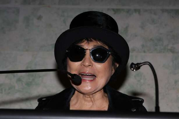 #20. Yoko Ono (tie) - Estimated net worth: $600 million Though still best known as the widow of The Beatles' John Lennon, Yoko Ono is a musician and artist in her own right. Today, Ono is still making art and music at the age of 86. She's active on Twitter and Instagram, often posting messages of peace. This slideshow was first published on theStacker.com