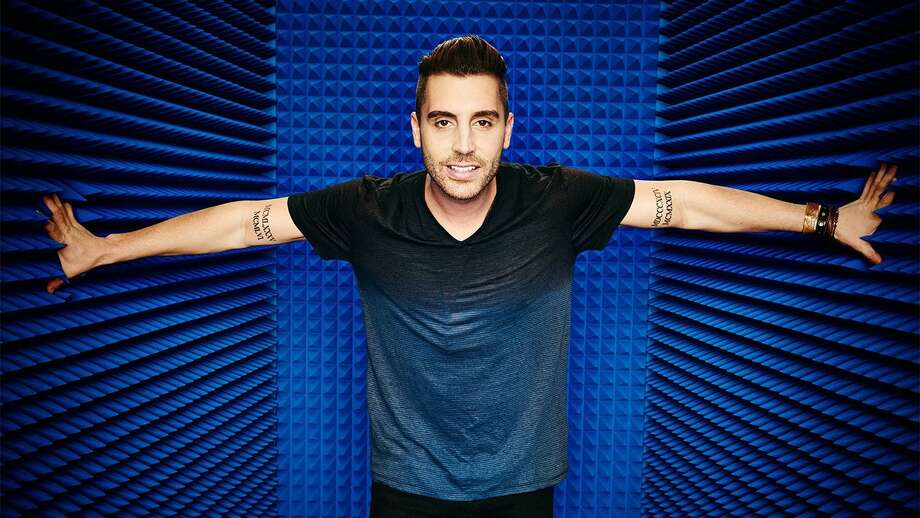 "Singer Nick Fradiani is set to perform at the College Street Music Hall in New Haven Aug. 24. Fans fell for Nick as he soared through American Idol, claiming the champion title and releasing his debut solo project ""Hurricane."" Photo: John Atashian / Contributed Photo /"