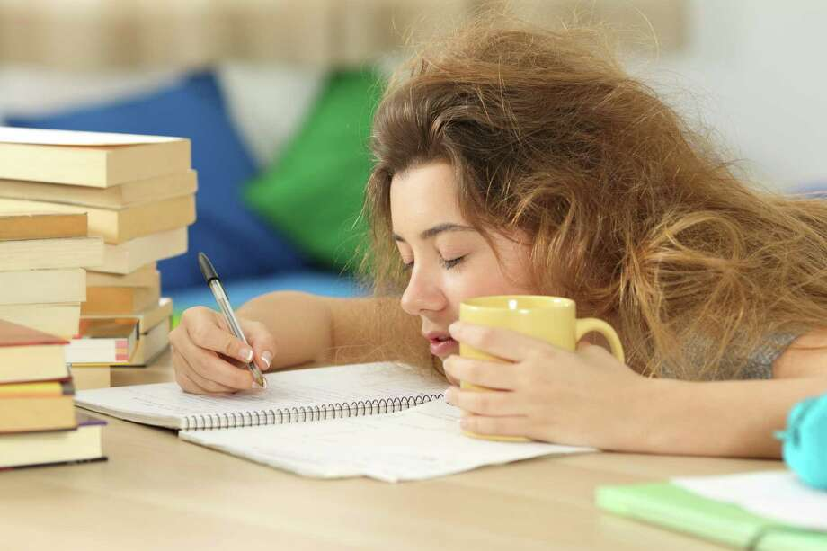Sleep-deprived teens are more prone to risk-taking behaviors. They also are losing valuable hours of memory consolidation, a process in the brain during sleep that is key to learning. Photo: AntonioGuillem, Contributor / Getty Images/iStockphoto / This content is subject to copyright.