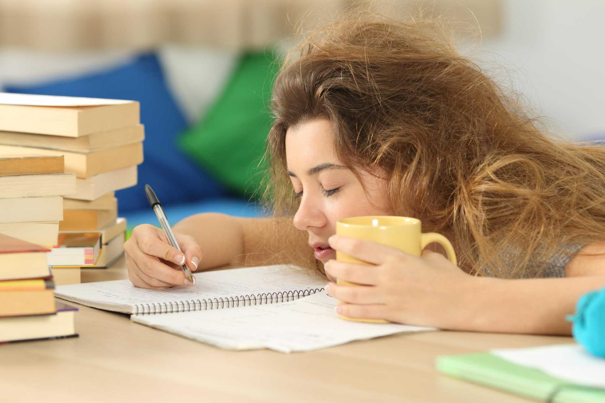 Lack of sleep among adolescents could pave the way for future health problems