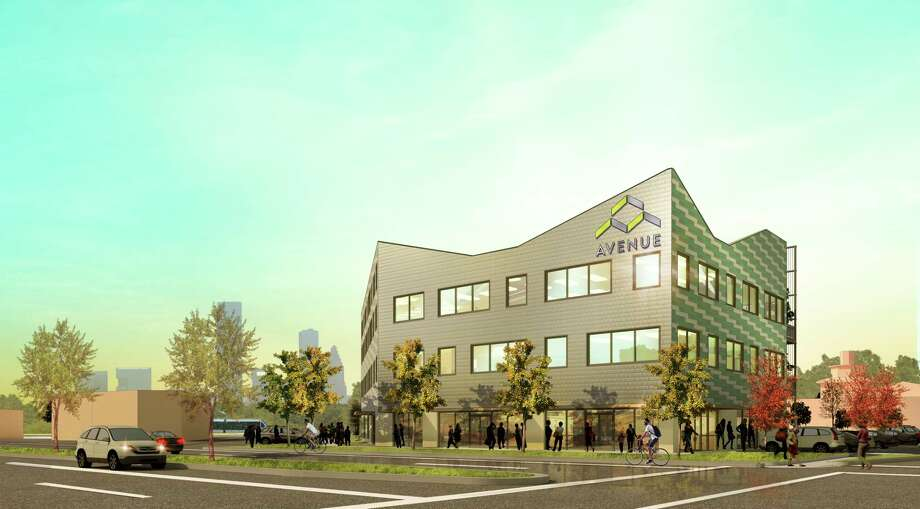 Legacy Community Health will open a clinic in Avenue Center at 3527 Irvington Blvd. in 2020. Photo: Avenue