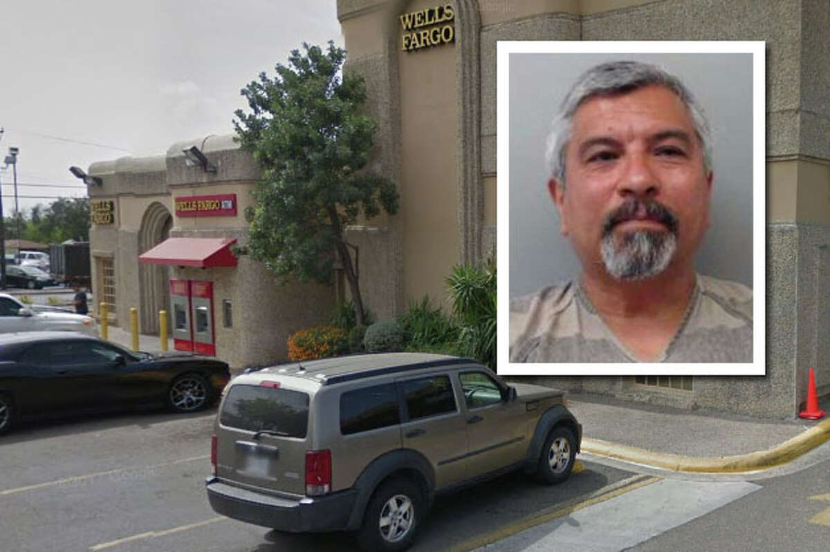 The TAMIU lecturer accused of harassing a bank teller has been released on bond, according to Webb County Jail records.