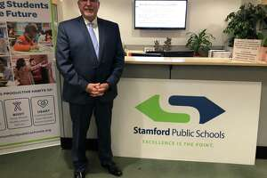 The Stamford Board of Education unanimously voted to name Robert A. Stacy as the district's new executive director of human resources and talent development at a special meeting of the board on Aug. 13.