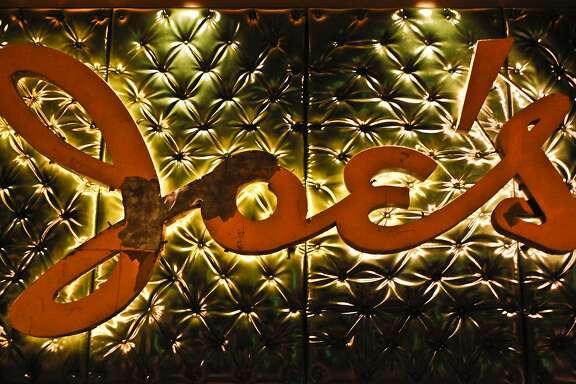 Original Joe's, seen on Friday, Jan. 27, 2012 in San Francisco, Calif., has reopened in North Beach.