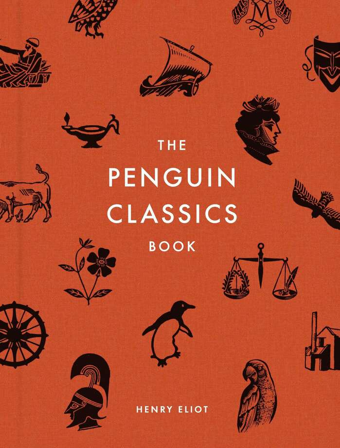 The Penguin Classics Book Photo: Penguin Classics, Handout / Handout