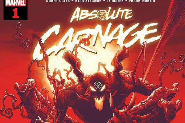 A few copies of Marvel's Absolute Carnage No. 1 hide a cool surprise.