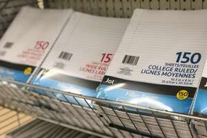 Don't bother     Filler paper: A comparable pack of 150 sheets is 82 cents at Walmart, so pass on these.