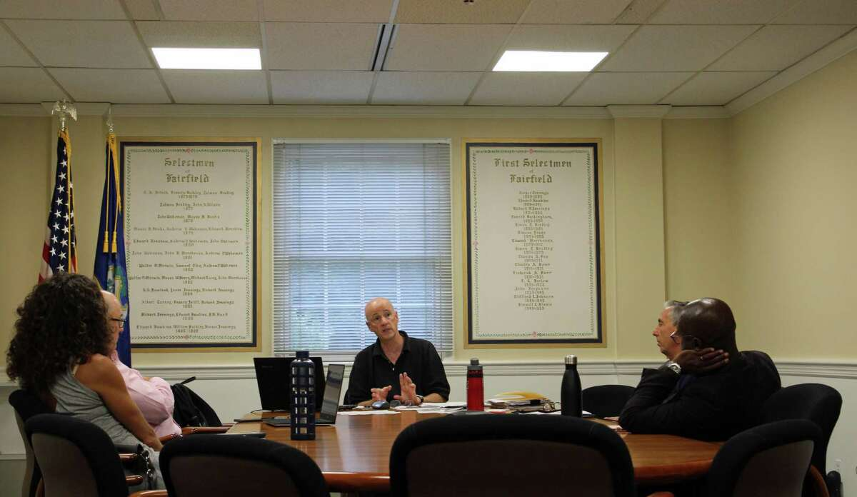 The Strategic Plan Committee met Tuesday to review last week's subject matter expert working sessions.