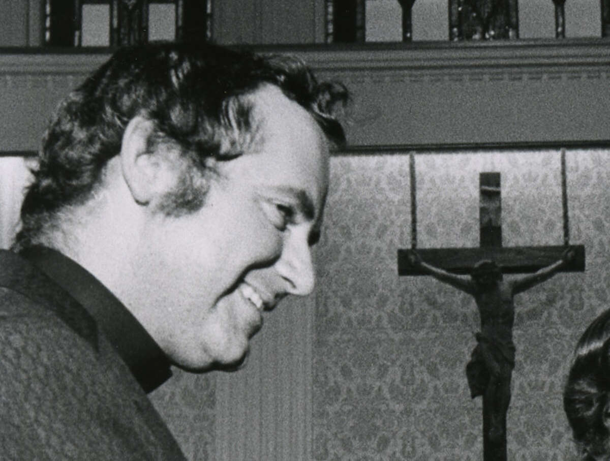 Rev. Alan Jupin , Nov. 19, 1973. (Times Union archive)