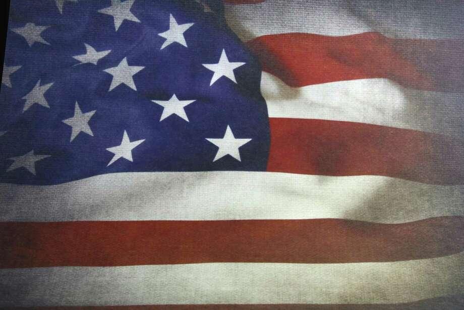 American flag Photo: Douglas P Sacha / Douglas P Sacha / Douglas Sacha