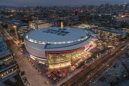 Warriors name new PA announcer for Chase Center's inaugural season
