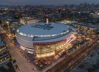 Chase Center Arena in San Francisco, Calif., on Thursday, August 8, 2019.