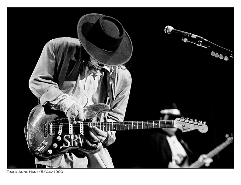 Stevie Ray Vaughan is gone, but still a topic of discussion