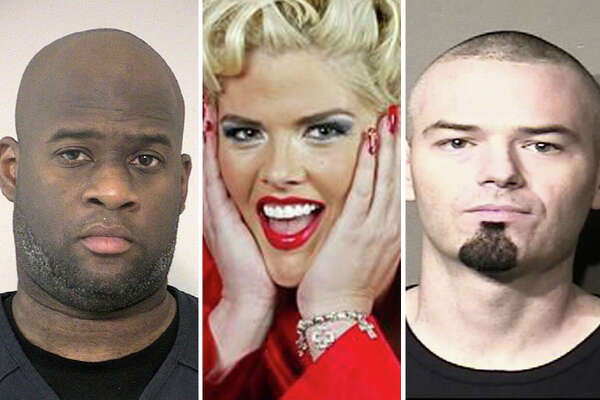 >> Click through the following gallery to see photos of celebrities from Houston who have been arrested.