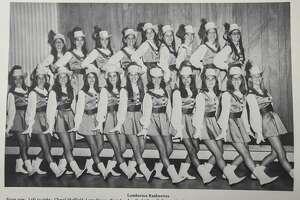 1972 Lumberton Raiderettes. Photo taken Tuesday, 08/13/19. Ryan Welch/The Enterprise