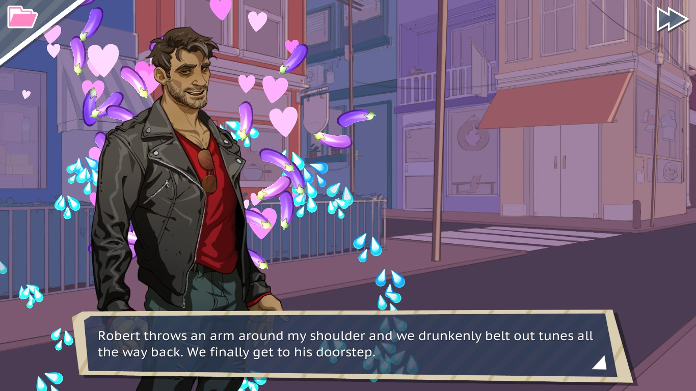 Forget dating apps: Play 'Dream Daddy,' a video game about