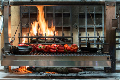 Rider's applewood hearth fires up every entree but the pasta. Photo: Courtesy Hotel Theodore
