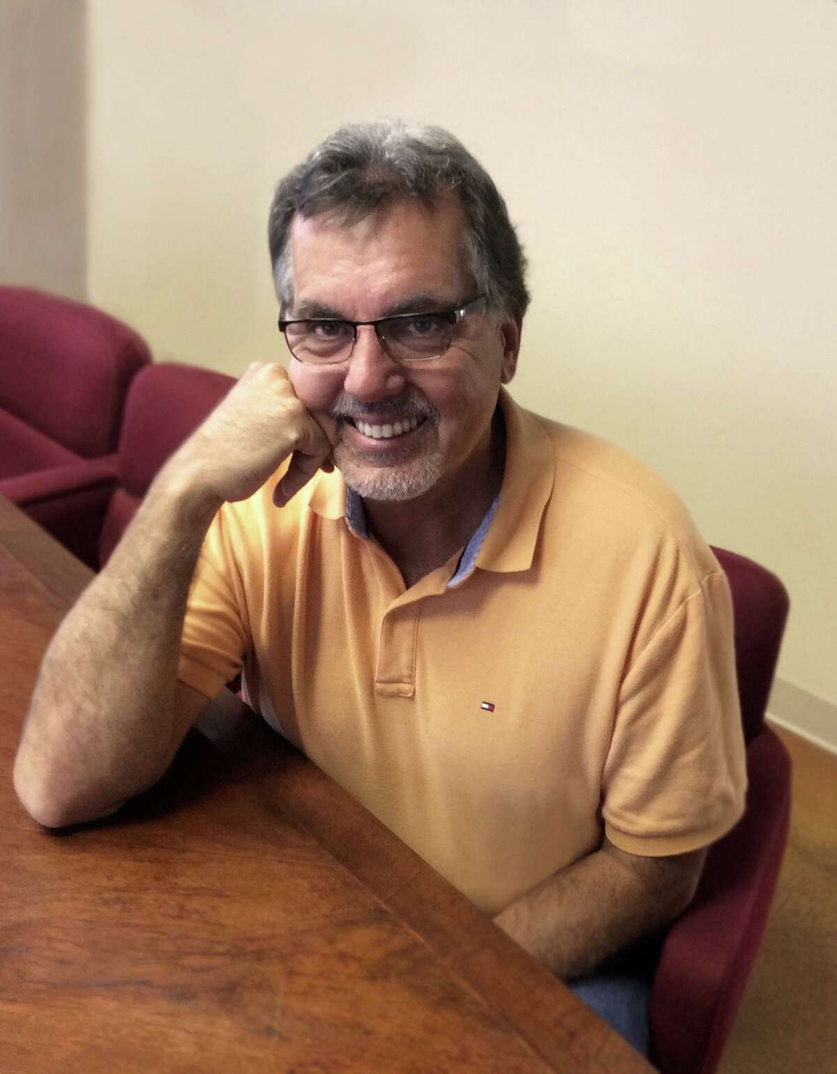 Mark Stoeltje is the founding director of the San Antonio Clubhouse, a nonprofit dedicated to the recovery of men and women diagnosed with serious mental illness.