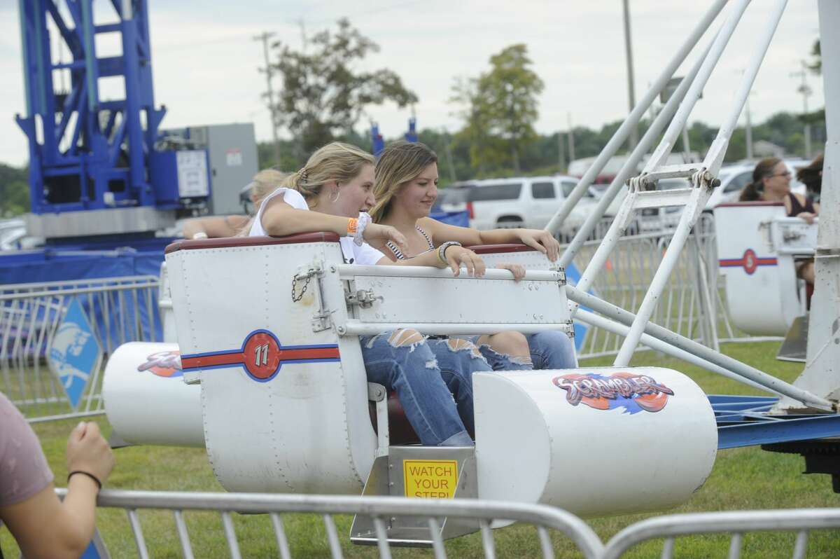 Wednesday's images from the Midland County Fair.