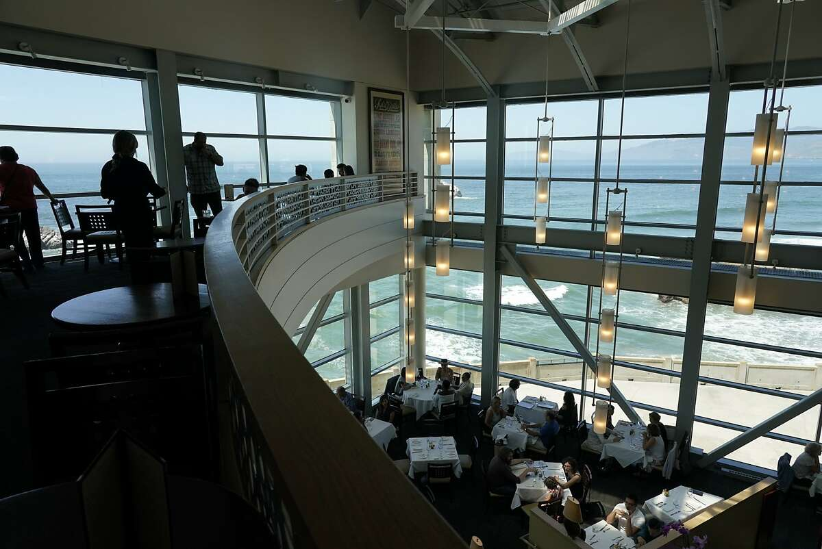 Cliff House during a busy lunch service in 2019. The San Francisco restaurant is permanently closing after its longtime operators are leaving, and it's unclear if the landmark will house a restaurant in the future.