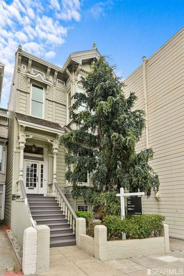 San Francisco Victorian hits the market for the first time since 1946