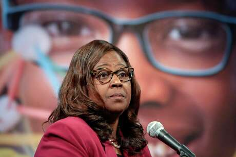 HISD trustees directed Interim Superintendent Grenita Lathan to file an appeal of Wheatley's rating in early October, despite administrators' warnings that no grounds existed for a successful appeal. Lathan filed  a minimalist appeal , repeating HISD trustees' pleas for leniency due to the effects of Hurricane Harvey and unfair accountability rules.