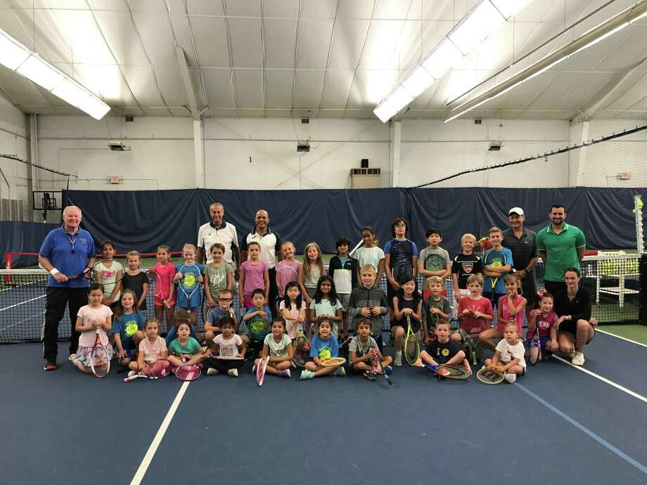 Greenwich Racquet Club's Sports Camps runs until Aug. 30. Photo: Contributed Photo /Contributed Photo