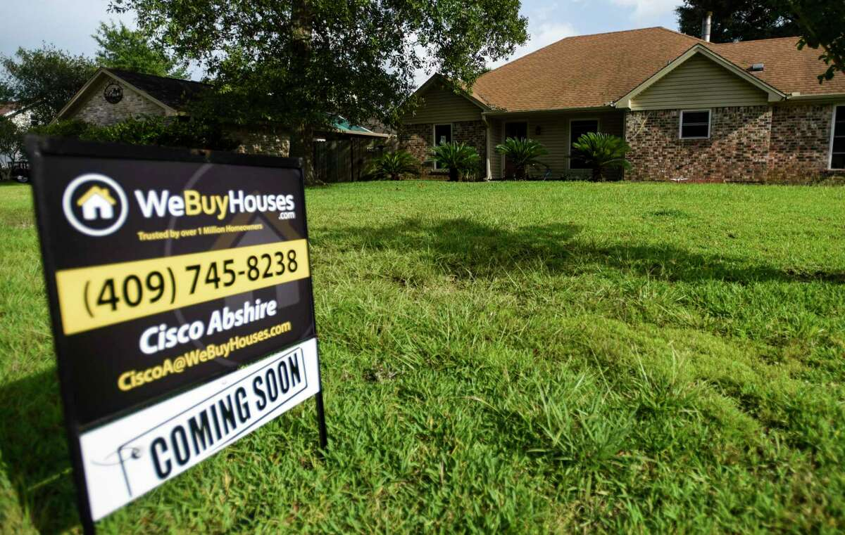 Home sales in Greater Houston hit a record in July.