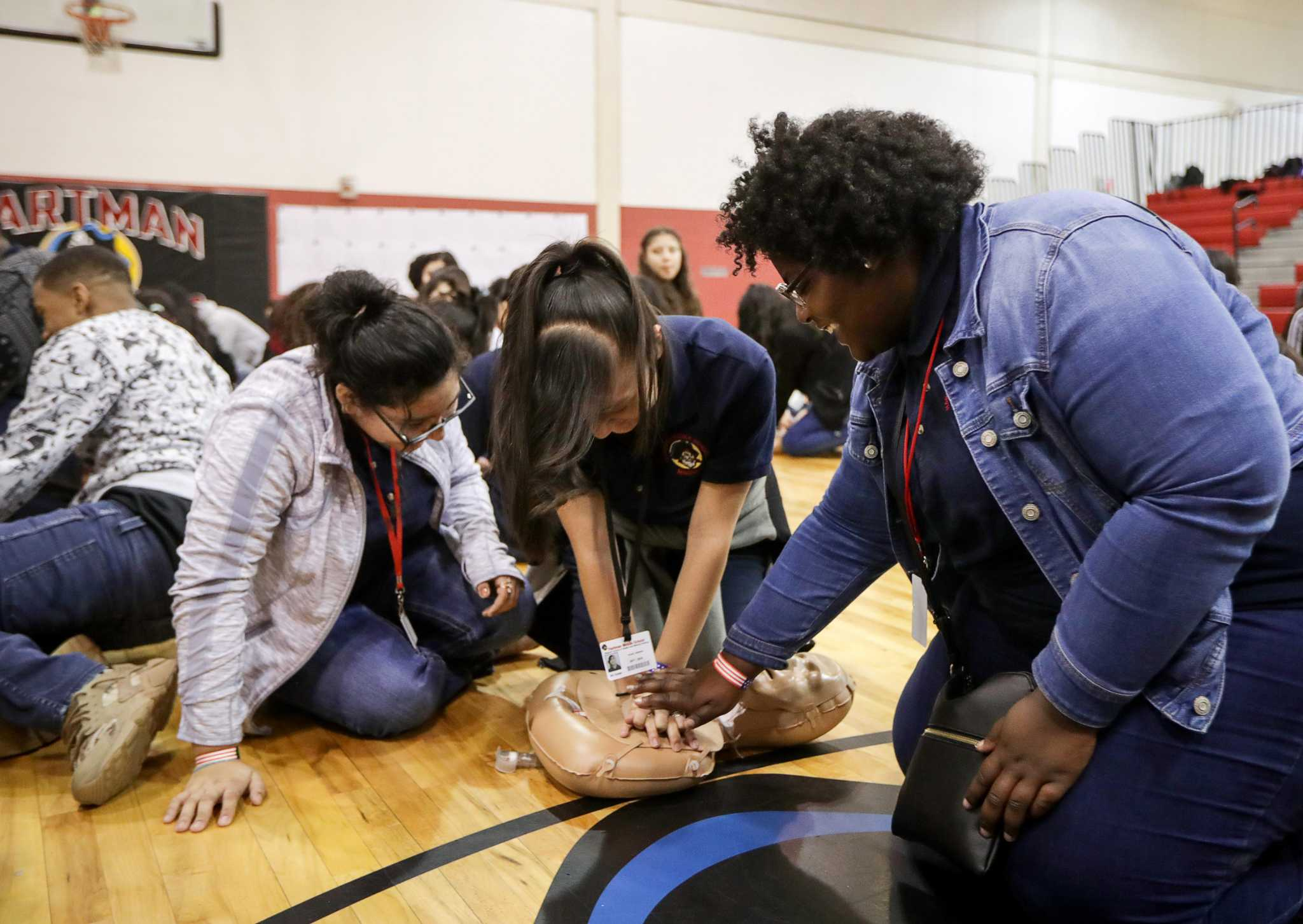 Black children less likely to receive bystander CPR, new study finds