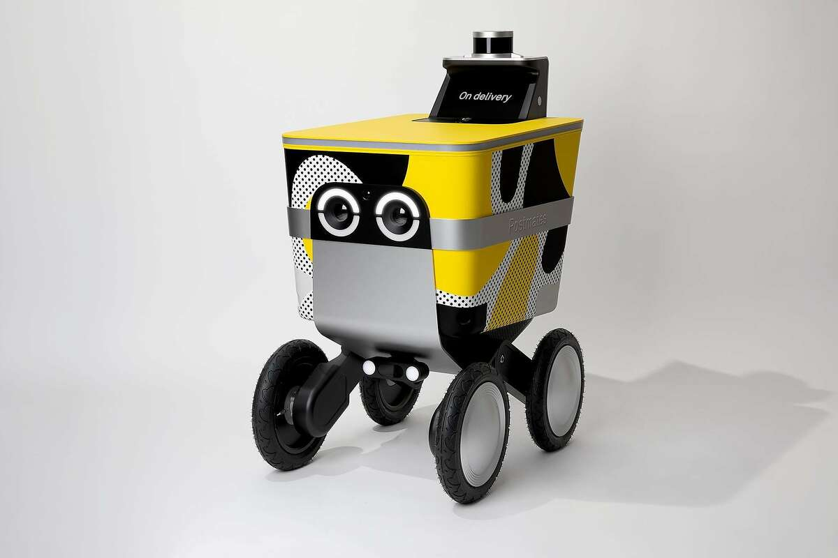Postmates received a permit to start testing its autonomous delivery rover, Serve, in San Francisco.